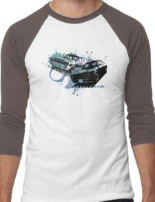 No Skool like the Old Skool Men's Baseball ¾ T-Shirt