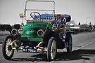 Stanley Steamer 1911 by Ray Clarke