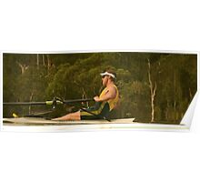 Rowing Down Under 2 Poster