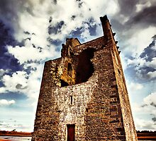 Carrigafoyle Castle Clouds by Polly x