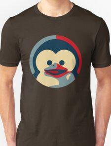 Linux tux penguin obama poster baby  Unisex T-Shirt