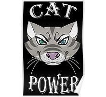 Cat Power Poster