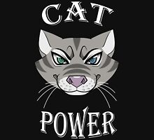 Cat Power Unisex T-Shirt