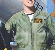 Matt Hall- Red Bull Air Race Pilot by Candice Campbell