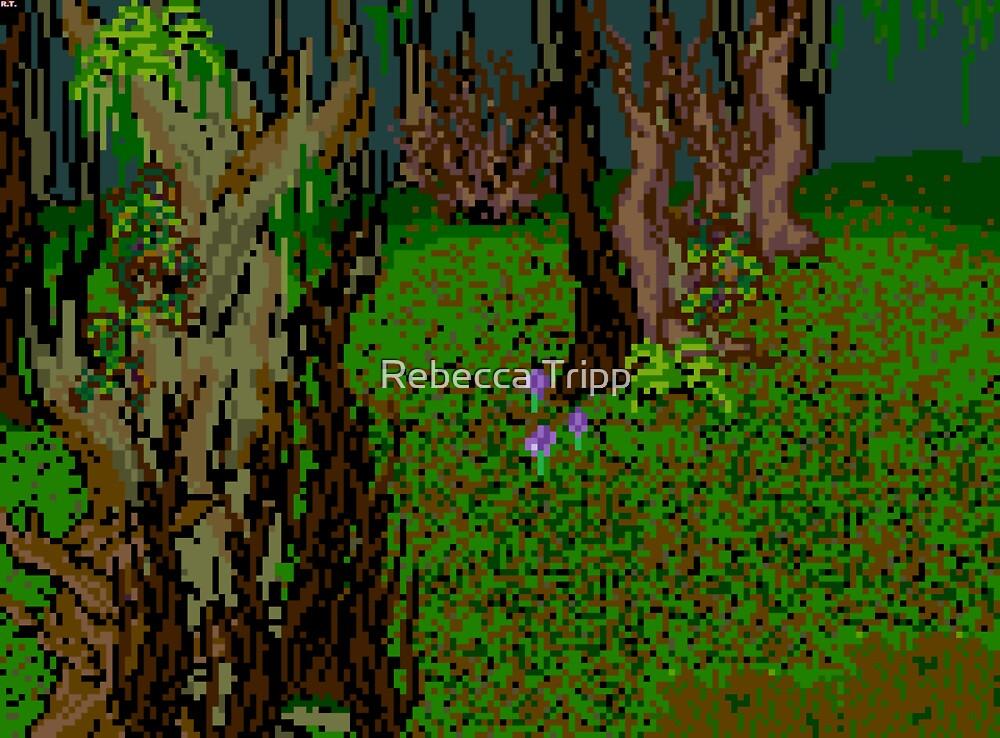 Februray: Green Debut by Rebecca Tripp