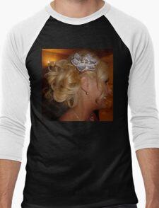 The Beautiful Bride Men's Baseball ¾ T-Shirt