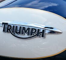 Triumph Badge by TREVOR34