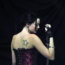 star warrior by khelltic