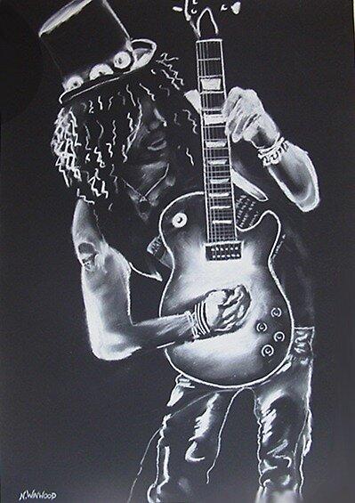 Slash II by Nick Winwood