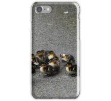 On the move iPhone Case/Skin