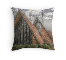 St James Throw Pillow