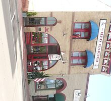 Red Garter Saloon & Bakery, Route 66, Flagstaff. by Mywildscapepics