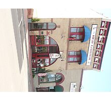 Red Garter Saloon & Bakery, Route 66, Flagstaff. Photographic Print
