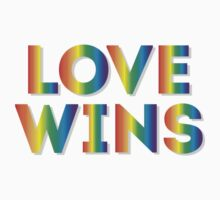 Love Wins! by gschroeds