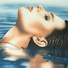 """Serenity"" Water Colour Artwork by John D Moulton"