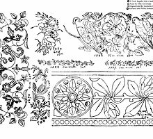 New Sample Book of Our Artistic Perforated Parchment Stamping Patterns Kate Greenaway, John Frederick Ingalls 1886 0205 by wetdryvac