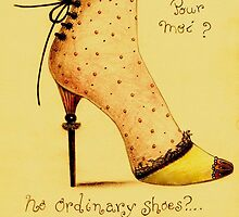 Shoes pour moi? by Elisabete Nascimento