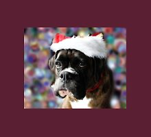 The Colour Of Christmas - Boxer Dogs Series Unisex T-Shirt