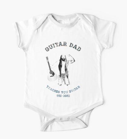 Vintage Guitar Dad 2 One Piece - Short Sleeve