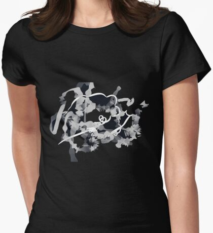 Speechless Womens Fitted T-Shirt