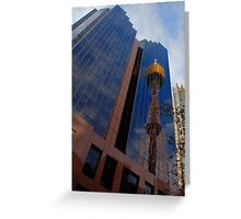 Sydney Tower in Focus Greeting Card