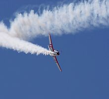 Aerobatics. by Aussiebluey