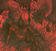 Red Hell by Wojtek Kowalski