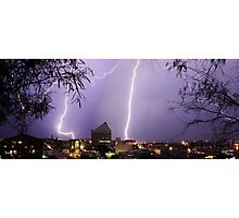 Bunbury Lightning Photographic Print
