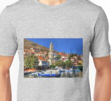 Church and Harbour Unisex T-Shirt