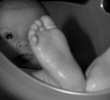 Bucket Bath by PhoenixArt