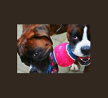 Sharing -Boxer Dogs Series- Unisex T-Shirt