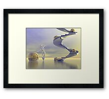 Anticipation (2nd Version) Framed Print