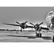 DC-4 Photographic Print