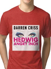 Darren Criss in Hedwig and the Angry Inch Tri-blend T-Shirt