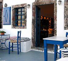 House on Santorini by Christine Anna Wilson