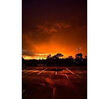 After the Storm... Photographic Print