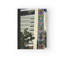 Building Colors Windows Hardcover Journal