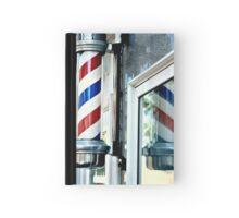 Barber Time Hardcover Journal