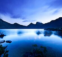 Cradle Mountain by ╰⊰✿Sue✿⊱╮ Nueckel