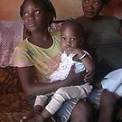 gambian family by elisabeth tainsh