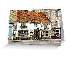Pickwicks Bar  - Helmsley Greeting Card