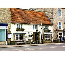 Pickwicks Bar  - Helmsley Photographic Print