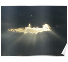 Drive by Glory at Sunrise Poster