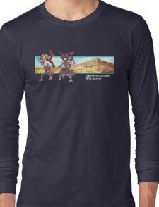[RO1] Transcendent Assassin Cross Long Sleeve T-Shirt