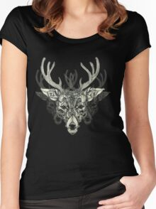 Noble Heart Women's Fitted Scoop T-Shirt