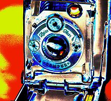 ZEISS IKON camera thula-art by thula