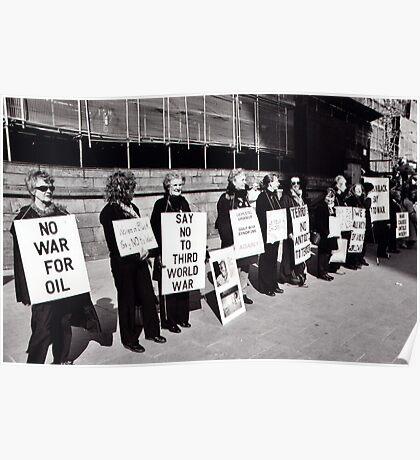 Women in Black Poster