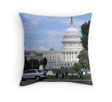 Capital City Throw Pillow