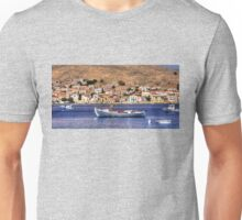 Halki Fishing Boat Unisex T-Shirt