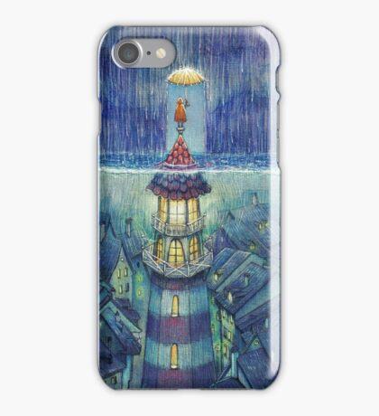 Too much rain iPhone Case/Skin